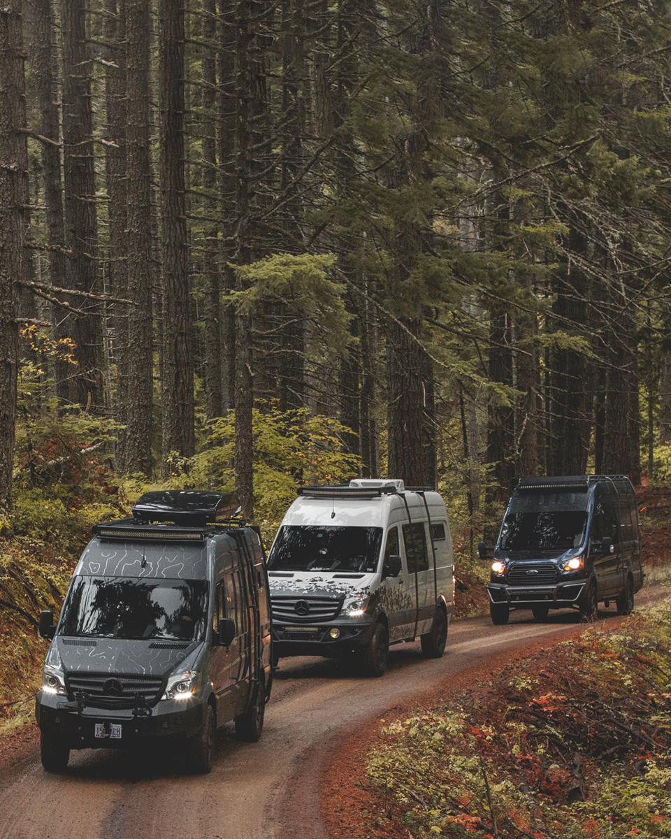 Outside Van Website Homepage Banner Fall